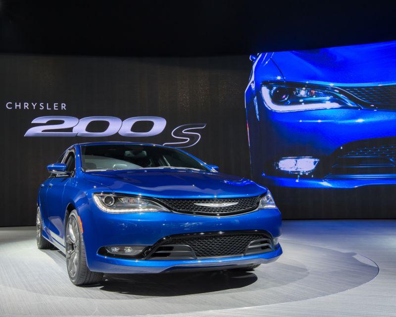 Chrysler 200 $21,800