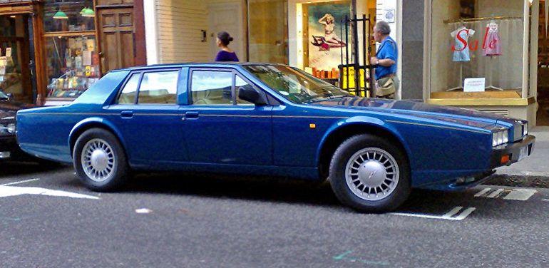 1980 Aston Martin Lagonda