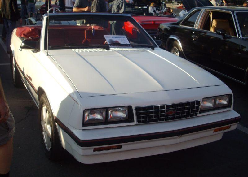 1985 Chevy Cavalier
