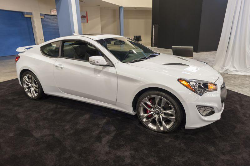 Hyundai Genesis $29,000