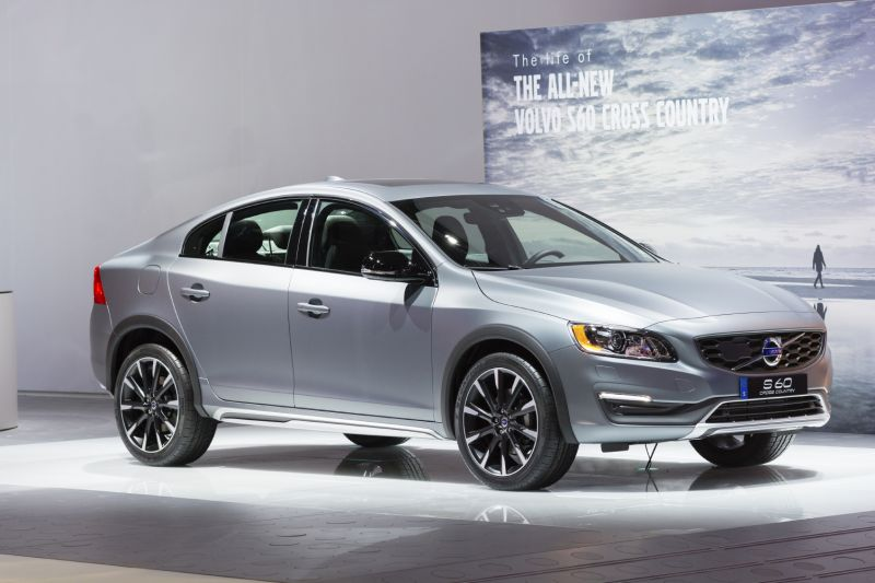 Volvo S60: 2.0 Liter Turbocharged Four Cylinder