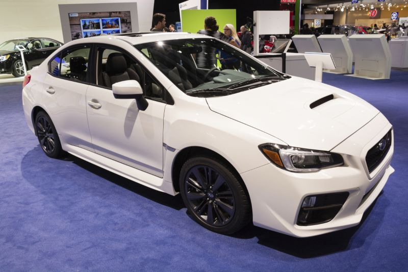 Subaru WRX: 2.0 Liter Turbocharged Four Cylinder