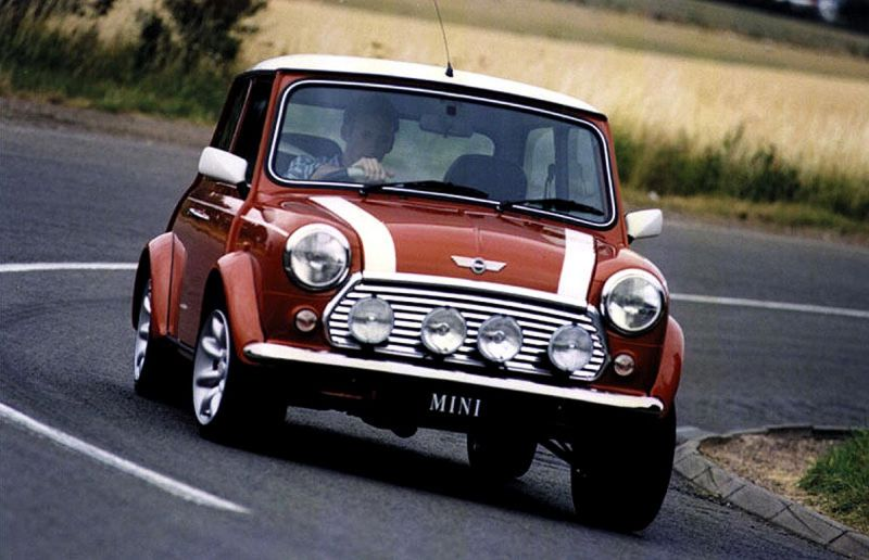 The Italian Job: 1968 Mini Cooper