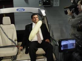 Seat Belt Airbags