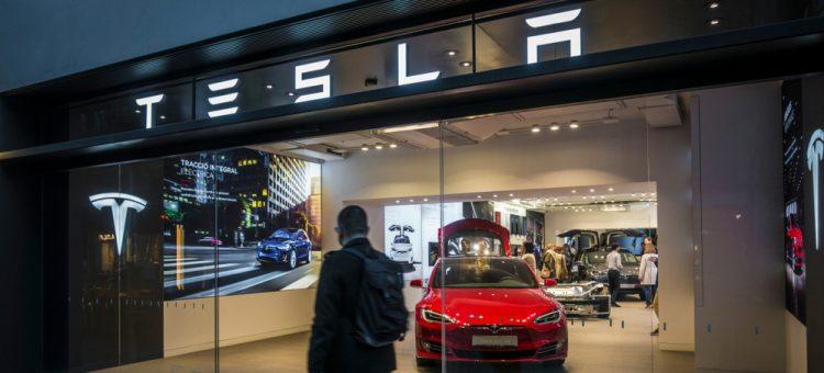 New Tesla Facility Slated For Shanghai